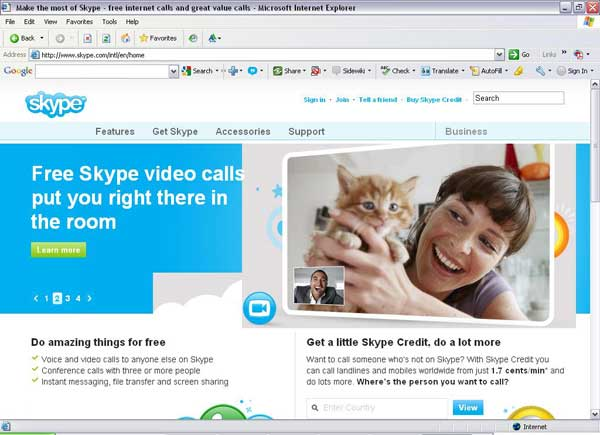 How to get the new windows 10 skype app without joining the.